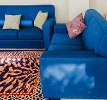 Susan box sofa, own it now for just 335,000