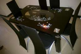 Six Seater Home Dining Table