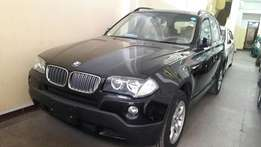 BMW X3 new imported on sale.