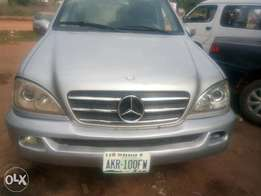 Used Mercedes Benz ML 320