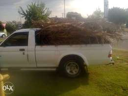 Rubbish removal,Tree felling and Instant lawn