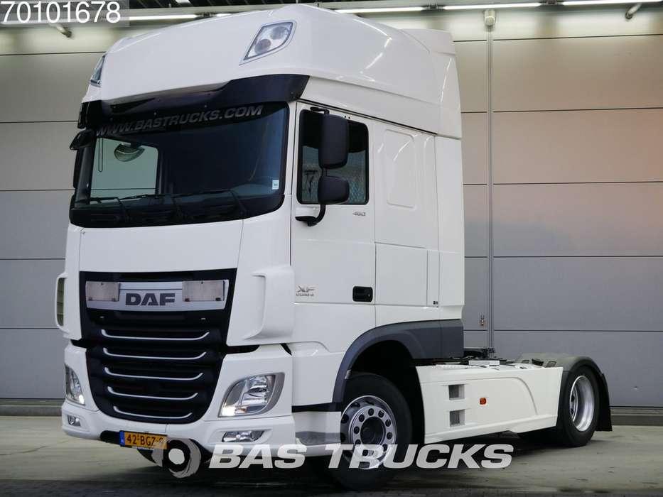 DAF XF 460 SSC 4X2 ACC Euro 6 NL-Truck. - 2016