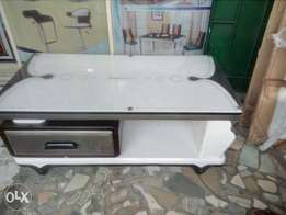Executive centre table and tv stand set
