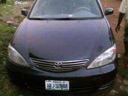 Graded Toyota Camry 2002 Model For Sale