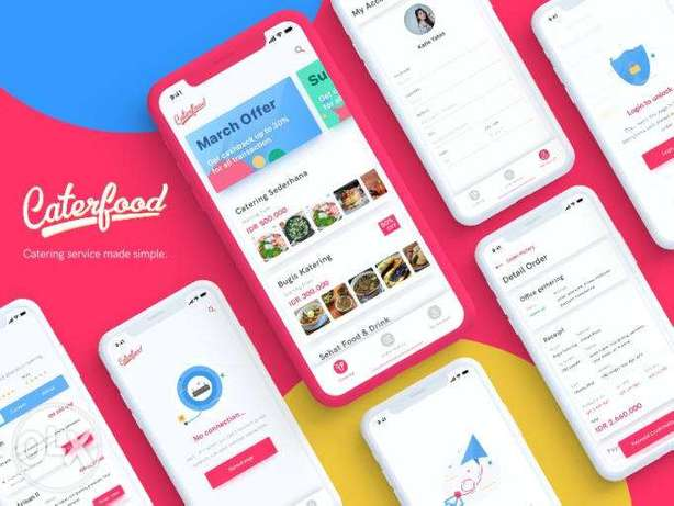 we design awesome user interface for your mobile app
