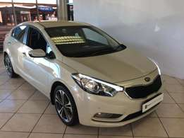 2013 Kia Cerato 2.0 SX For only R179995