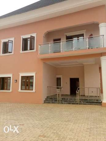 Standard brand new four bedrooms serviced duplex at diploma zone Abuja Abuja - image 2