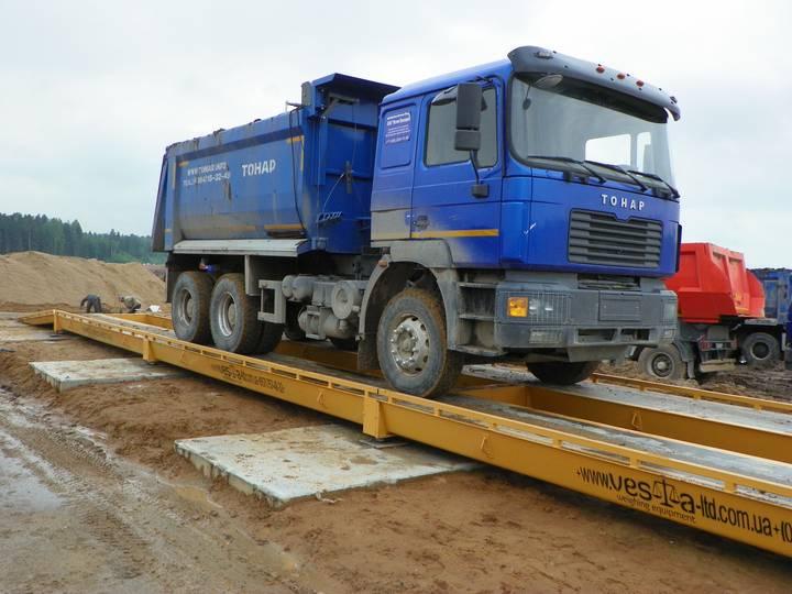 """Truck Scale """"VESTA"""" 18 meters - 2019"""