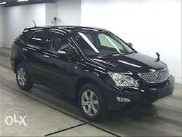 KCP... SUNROOF Toyota Harrier 2011 Model