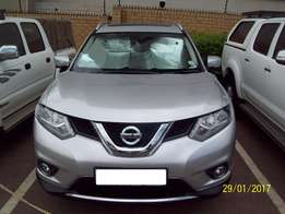 2015 Nissan X-Trail 1.6 dCi LE Manual AWD