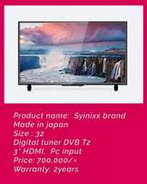 Syinix 32inches TV free to air