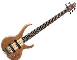 IBANEZ Bass Guitar BTB 675-NTF-5 String electric.On Sale while stocks