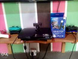 Hacked PS3+ PS3 Move+22 Games