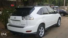 Smart and clean Lexus 2007 Model Rx 350