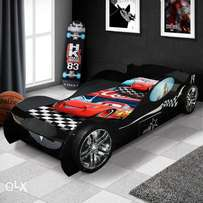 Children car beds