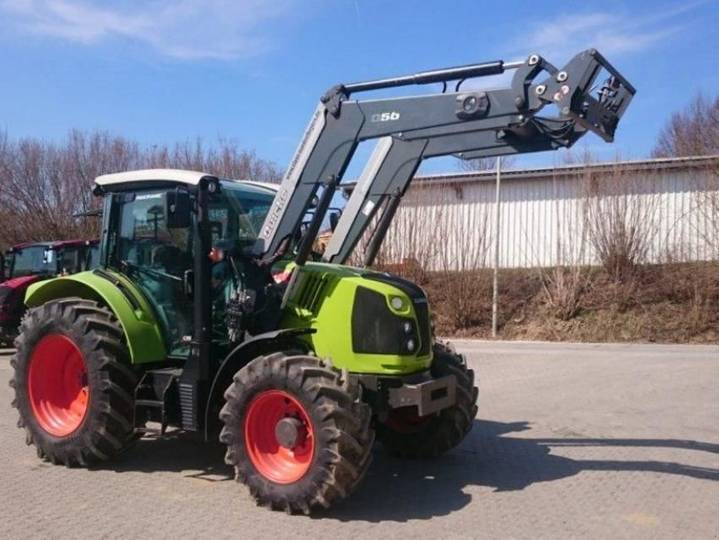 Claas arion 430 - 2016