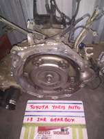 Toyota Yaris Automatic 1.3 2NR Gearbox For Sale