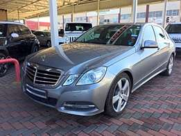 2013 Mercedes Benz E250CDi BE A/T