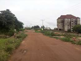 Land for sale at CRD behind Oando station along Airport road Lugbe