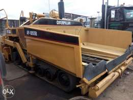 Clean foreign used Cat Paver AP-1055B for sale