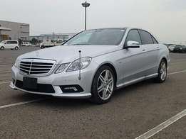 Mercedes Benz E250 brand new.