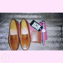 Brown Carvela