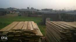 Woods/Planks in large quantities at Ejinrin Rd., Ijebu Ode