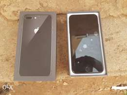 Like new 64gb grey iphone 8plus for sale for a very low price