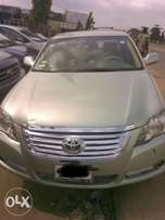 Naija used Toyota Avalon 07 edition
