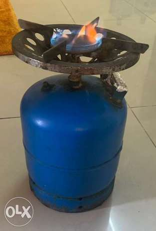 camping gas for sale excellent condition for 5 bd