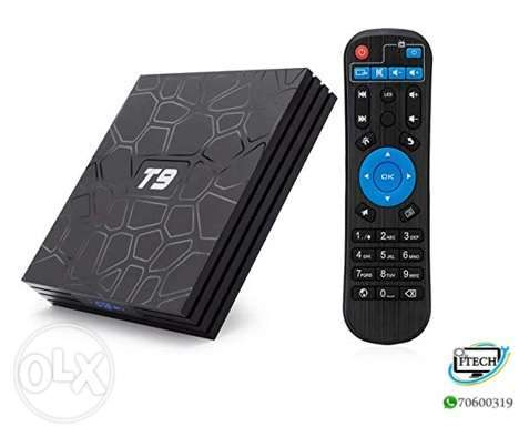 Tv box 4K hd 4G Ram 32G Rom