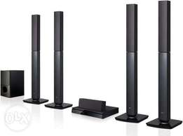 LG LHD657 Home theater system