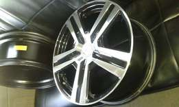 """17"""" mags for new Toyota n ford ranger"""