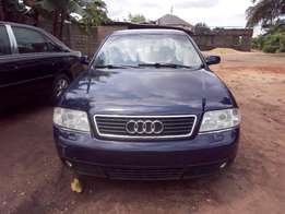 Tokunbo Audi car with AC for sale very sharp buy and enjoy no issue