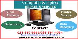Data Recovery/Laptop and Computer Repairs/Networking and more