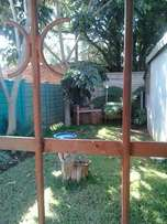 Charming two bedroom garden cottage to share
