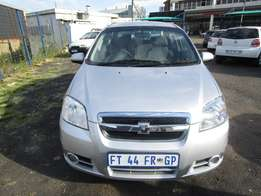 Finance available for 2015 Chevrolet Aveo AUTO,silver in color ,