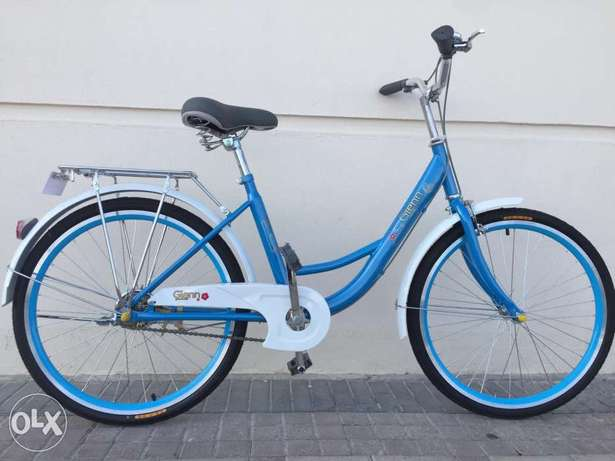 City bicycle for women's 24 &26 inch