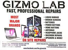 The Gizmo Lab Repair Center
