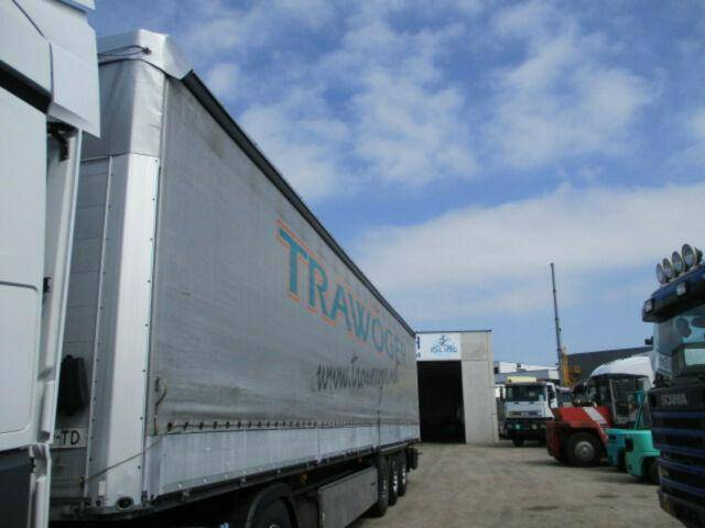 Schmitz Cargobull SCB*S3T, Bordwand, XL Zertifikat - 2013