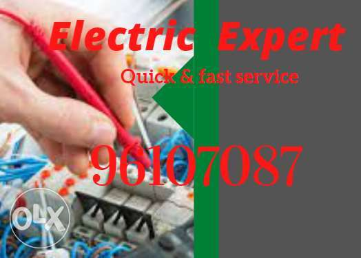 Best electrician for electric minuteness,