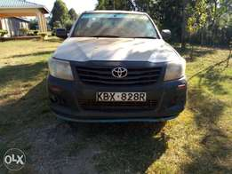 Toyota hilux very clean