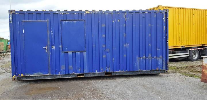 Werkcontainer office container