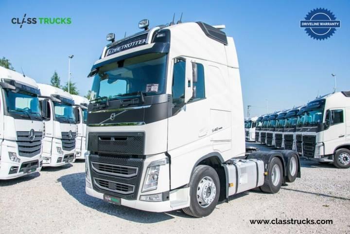 Volvo FH13 540 6x2 XL Euro 6 Retarder ADR Double Boogi - 2018