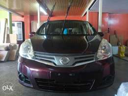 Nissan note,xmass offer