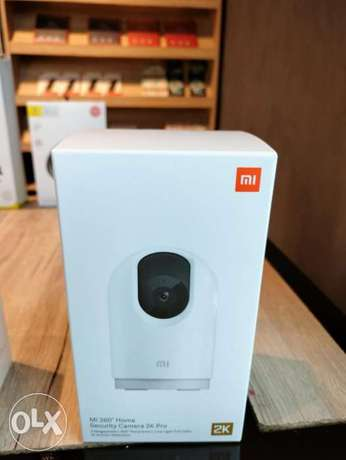 Mi 360 security camera