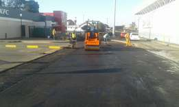 Tar Surfacing and Paving