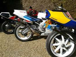 Tzr 250 Nsr 250 rgv 250 none runners wanted cash buyer will collect