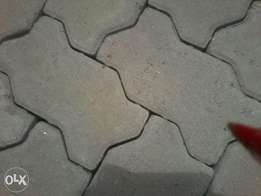 Cabro Paving 50mm, 60mm and 80mm Uni blocks