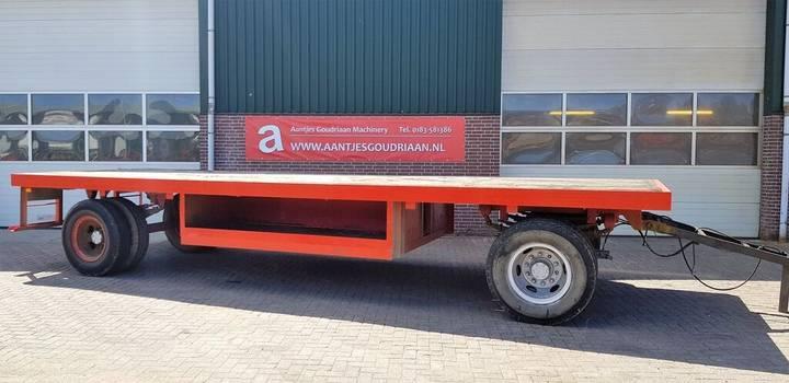 Trailer balenwagen  platform